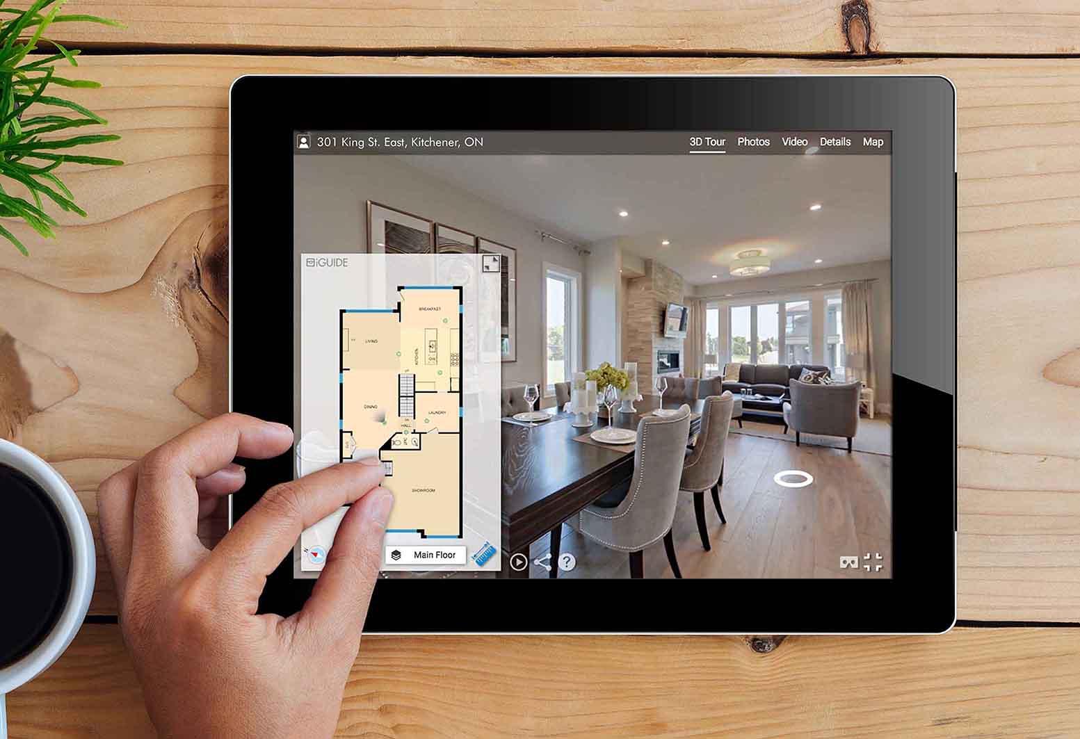 Denver Real Estate Photographer creates 360 3D virtual tours for Denver real estate photography